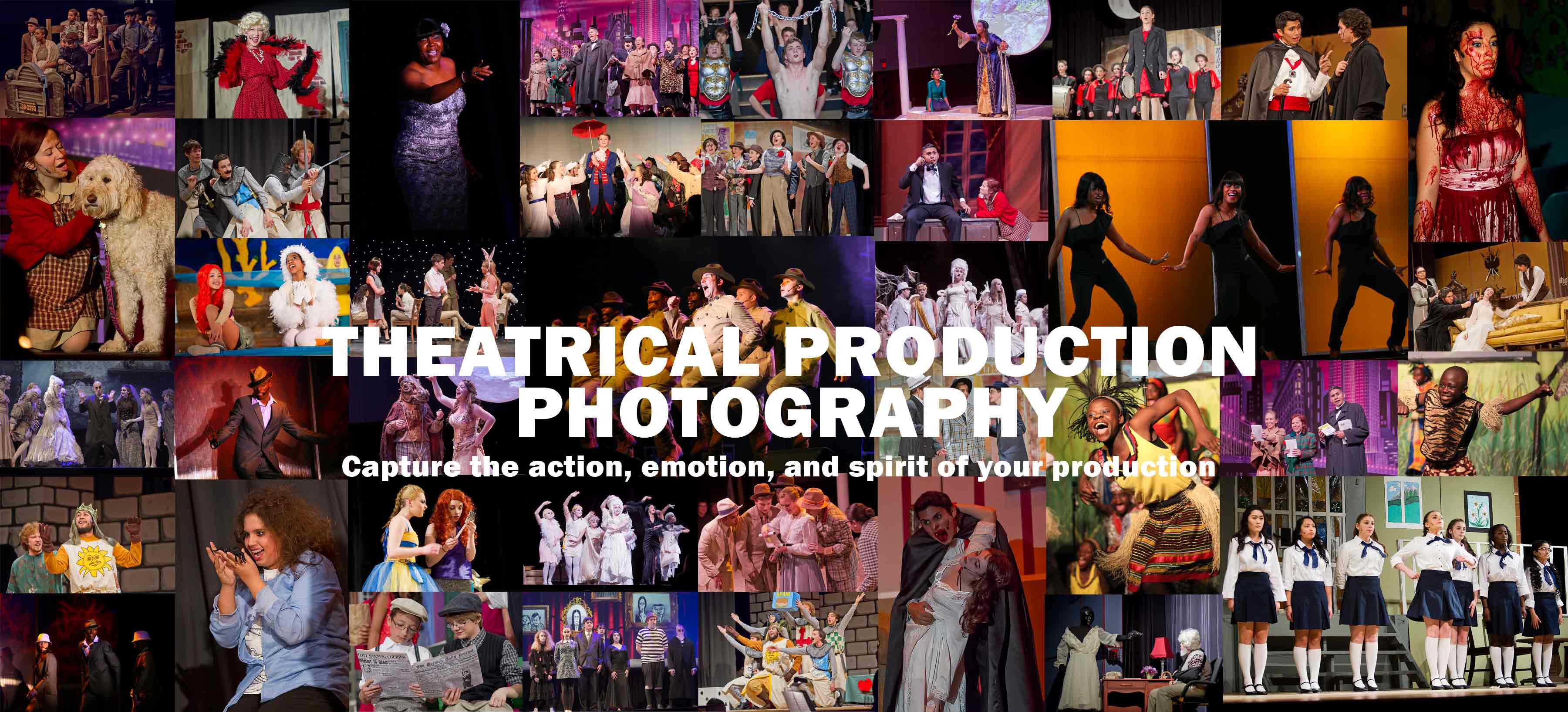 Theatrical Production Photography